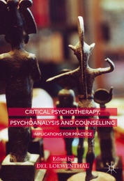 Critical Psychotherapy book cover