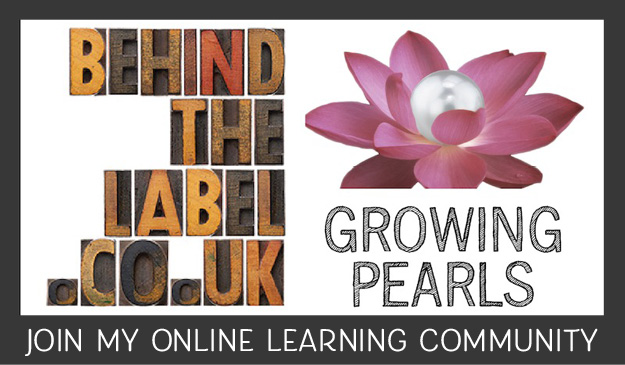 Growing Pearls - join my online learning community