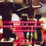 Event: Do We Need a Critical Psychotherapy?