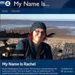 BBC Radio 4: My Name Is ... Rachel