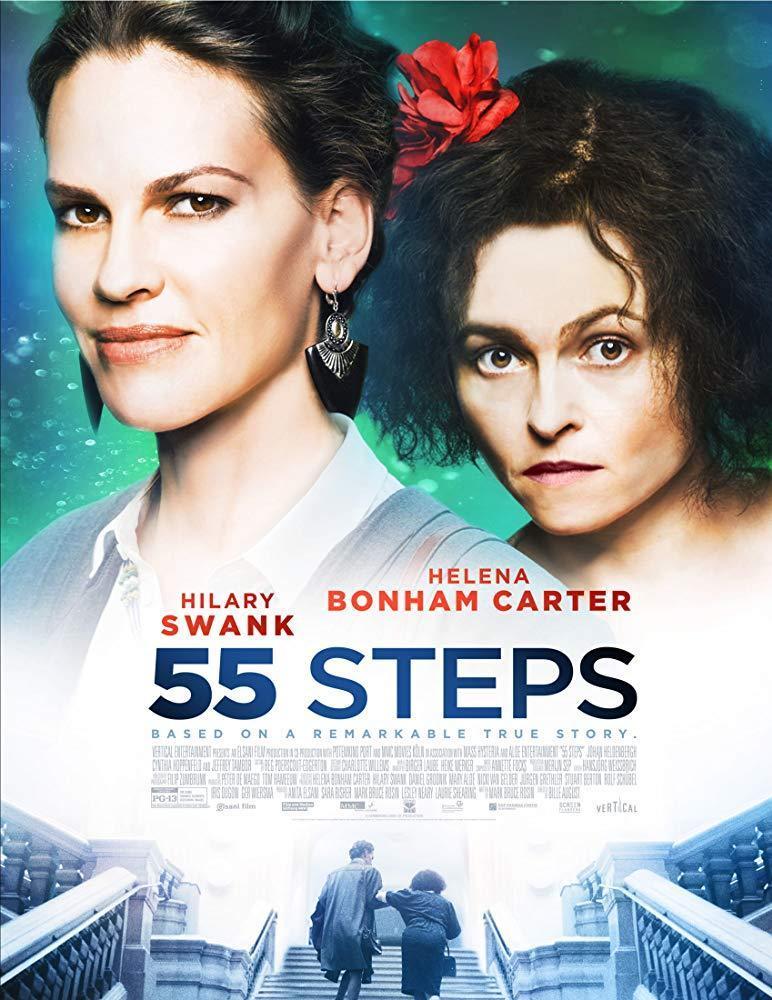 55 Steps Poster